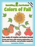 Colors of Fall: creative art and science