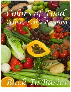 Colors of Food Culinary Arts Program
