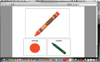 Colors of School-Adaptive Book