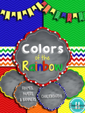 Colors of the Rainbow: Papers, Frames, and Banners