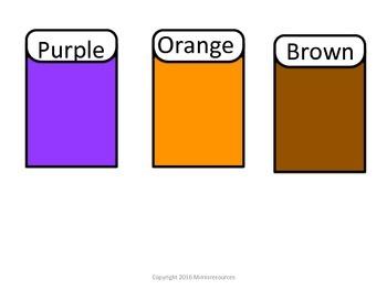 Colors on  Envelops