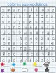 Colors wordsearch