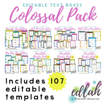 Colossal Newsletter BUNDLED Pack