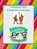 Colosseum Clash: A Gladiator Card Game - Ancient Rome, Roman Empire