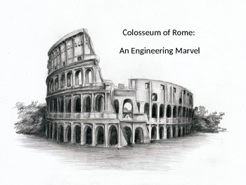 Colosseum of Rome Powerpoint