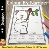Colour By Numbers Awesome Animals Mixed Division UK Version