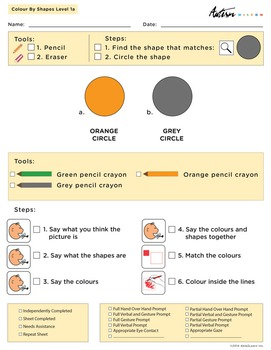 Jump To Learn Shapes Speech Reading: Level 1
