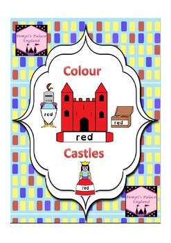 Colour Castles Reading UK