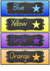 Colour Charts