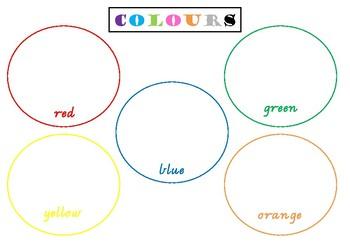 Colour Colllage