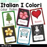 Colour/Color Posters Italian