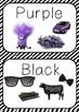 Colour Display {Black and White Theme}