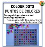 Colour Dots / Puntos de Colores