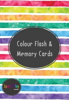 Colour Flash & Memory Game