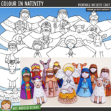 Christmas Nativity Craft