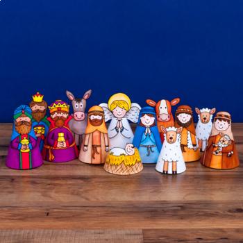 Christmas Nativity Craft