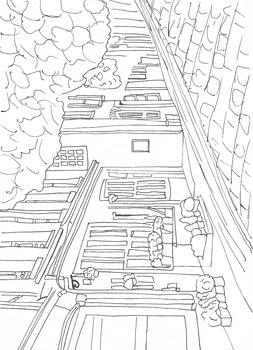 Colour It In: Towns, Cities, Villages, Hamlets