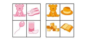 Colour Learning Rainbow Bear Package