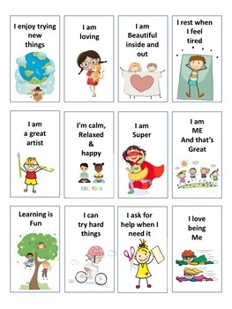 Winning Words Cards - S.M.I.L.E.S. Personal Development for Kids