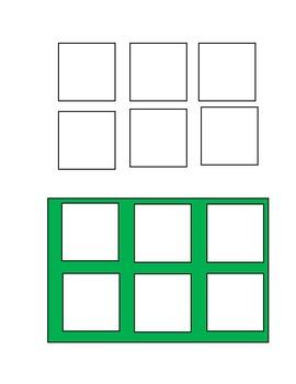 Colour Matching Squares