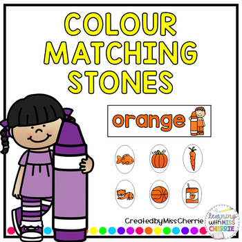 Colour Matching Stones
