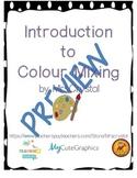 Colour Mixing Lesson