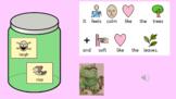 Colour Monster sensory version, ASD/PMLD/SLD, 7 activities, art booklet, visuals