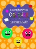 Colours - Chart - Freebie