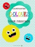 Colours - Puzzle Game
