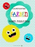 Farben - Puzzle Spass