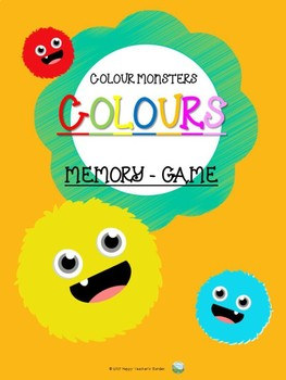 Colours - Memory Game