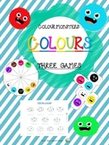 Colours - Three Games