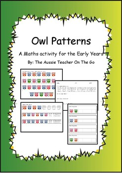 Colour Patterns with Owls
