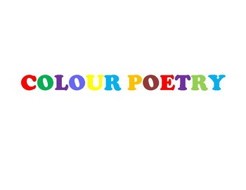 Colour Poetry