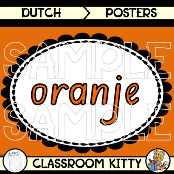 Colour Posters : Colour : Dutch