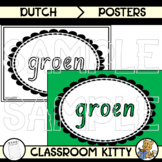 Colour Posters : Dutch : BUNDLE
