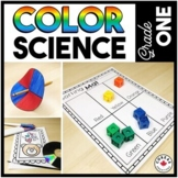 Creating Color | A Science Unit for Primary Students