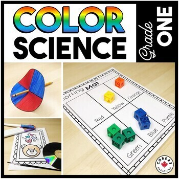 Color Science - Printables and Activities