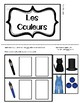 Colour Sight Word Task Boxes - FRENCH