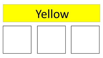 Colour Sorting Game