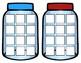 Colour Sorting: Rainbow Bug Jars