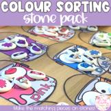 Colour Sorting Stones