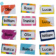 Colour Splash Welcome Sign and Label Bundle