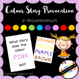 Colour Story Provocation