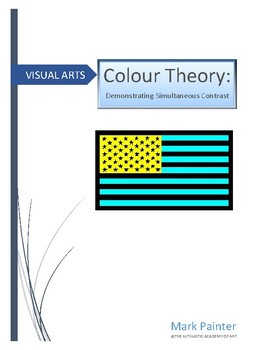 Colour Theory: Demonstrating Simultaneous Contrast
