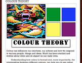 Colour Theory Handout and Questions