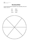 Colour Theory Worksheets