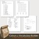 Colour (UK) - vocabulary builder for Adult ESL