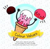 Colour Value Cones