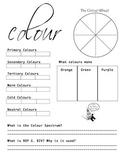 Colour Wheel Assessment Grade 5 & 6